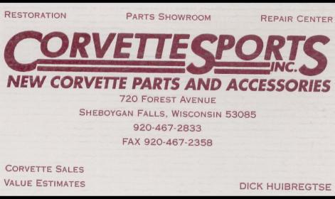 Corvette Sports, Inc.